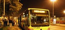 Łódź: Linie nocne dwukrotnie częściej