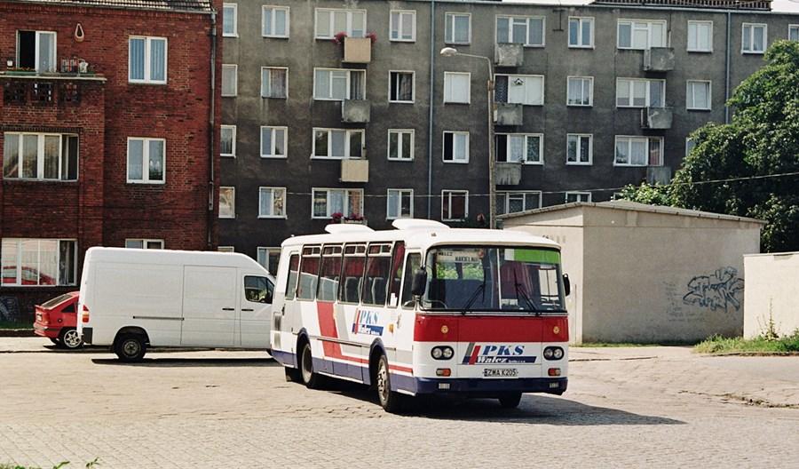 Wałcz po raz czwarty kupuje dwa autobusy MAXI i trzy MIDI