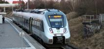Lipsk: S-Bahn kursujący z dwuletnią przerwą
