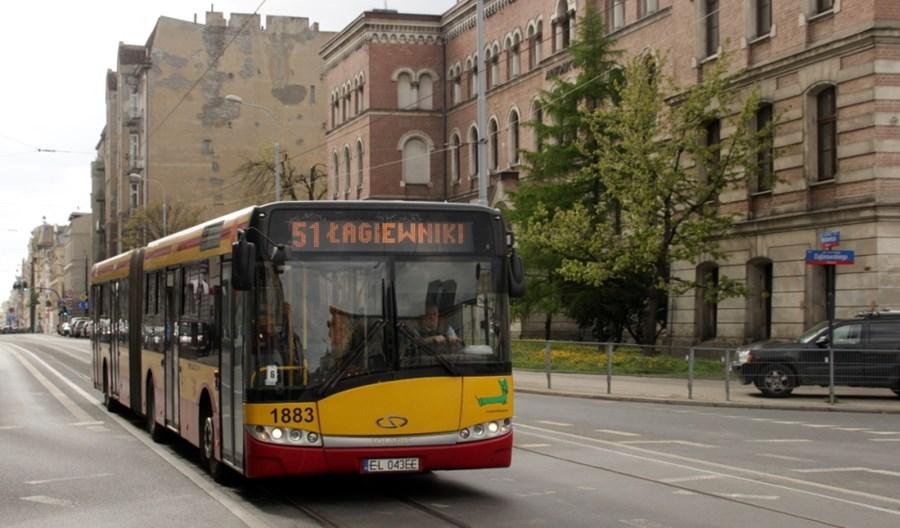 Zgierz: Znów zmiany ws. autobusów do Łodzi