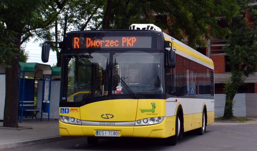 Do Sieradza autobusy dostarczy Solaris?