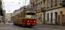Łódź: MPK chce wstrzymać ruch tramwajów na Legionów i Cmentarnej