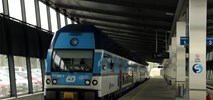 Czechy: Pustym pociągiem na ostrawskie lotnisko