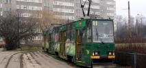 Pabianice z pasami tramwajowo-autobusowymi?