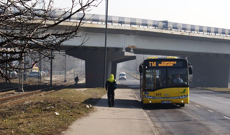 Katowice – Sosnowiec: budują drugi tor tramwaju