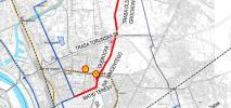 Warszawa: Przygotowania pełną parą do tramwaju na Zieloną Białołękę
