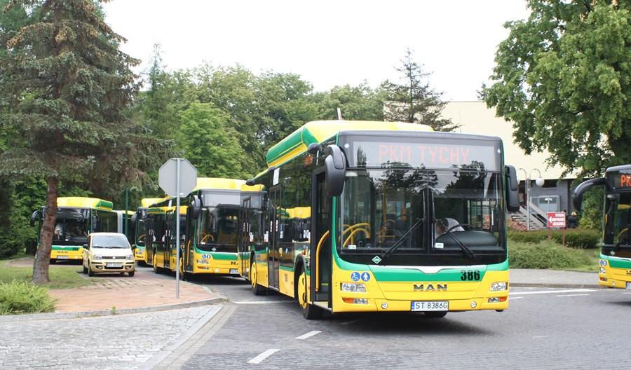 Suwałki z częściowymi ofertami na 15 autobusów CNG
