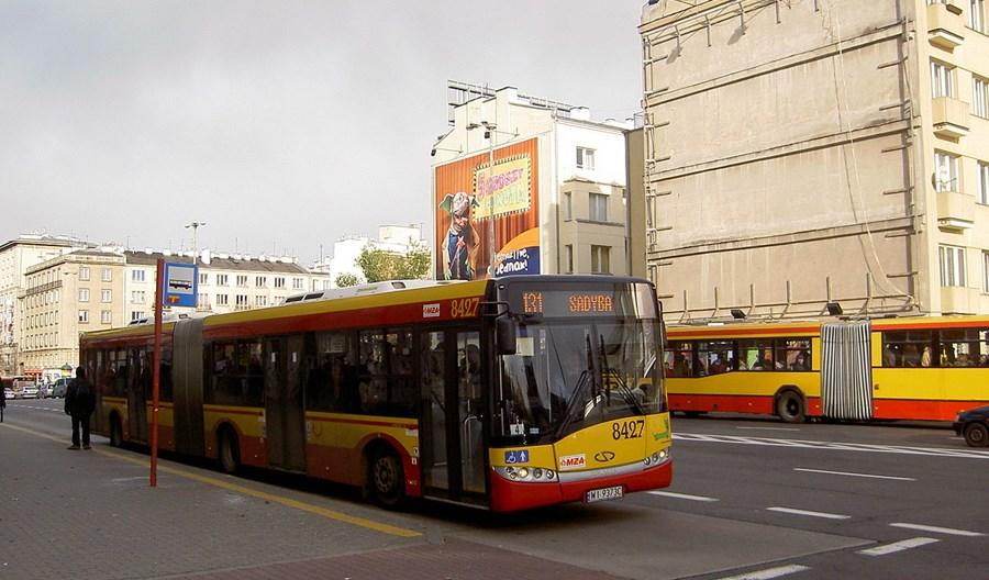 Warszawa kupuje 80 nowych autobusów