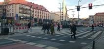 Wrocław. Nowe Przejście Świdnickie się sprawdza. Piesi górą