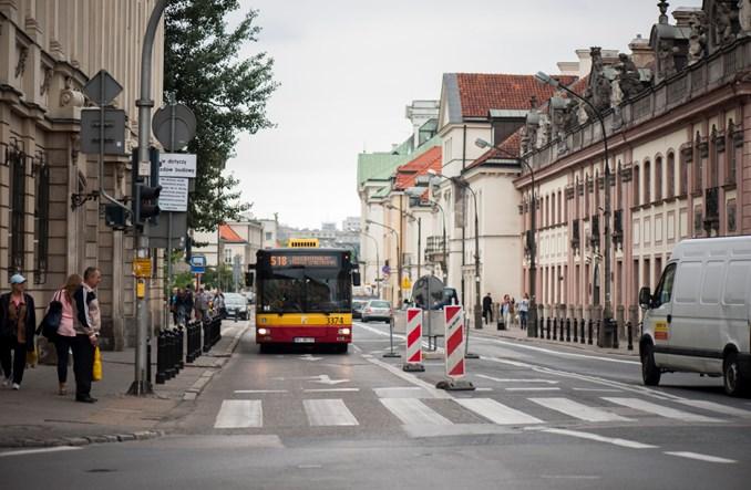Warszawa. Ul. Miodowa się zmieni. Umowa podpisana