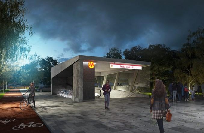 Będzie nowy konkurs na koncepcję ostatniego odcinka II linii metra