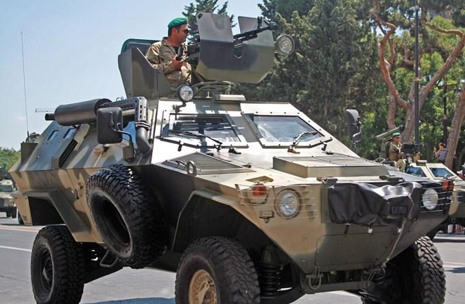 Cegielski z pomocą Otokara wyprodukuje pojazdy wojskowe