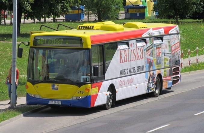 Kalisz podpisał umowy ze Scanią i MAN-em na nowe autobusy
