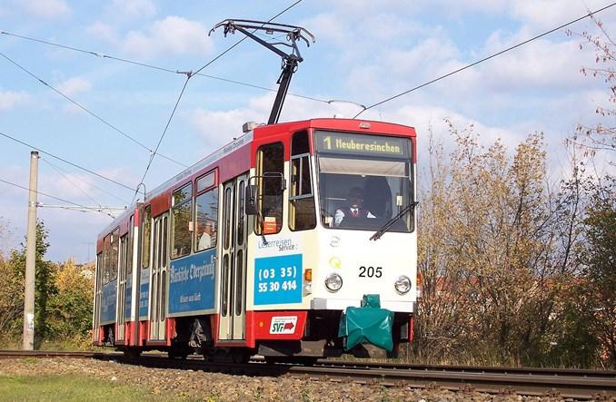 Przygraniczny Frankfurt zamawia tramwaje. Solaris przeszedł prekwalifikacje