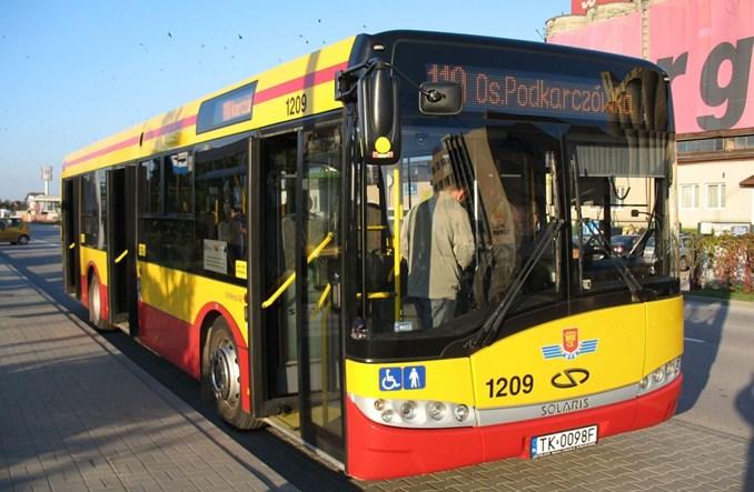 Ponownie Solaris i Volvo chcą dostarczyć hybrydy dla Kielc