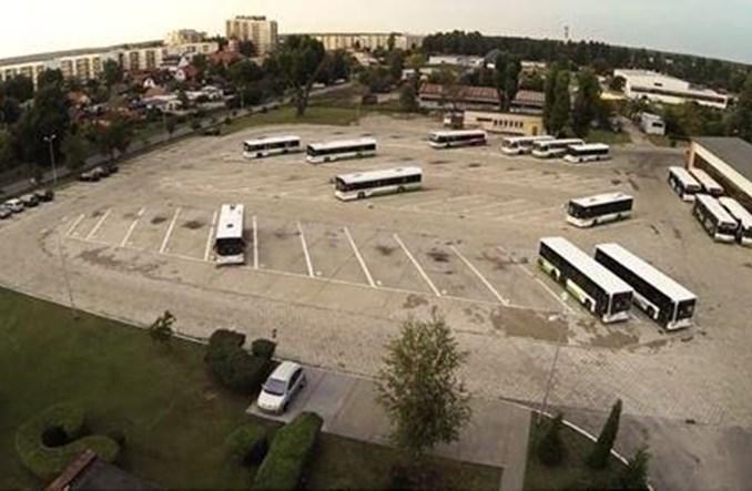 Piła z nową zajezdnią i nowymi autobusami Solarisa