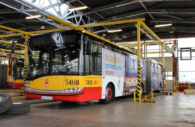 Warszawski autobus gotowy na Berlin
