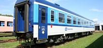 Koleje czeskie odebrały ostatni z 62 zmodernizowanych wagonów