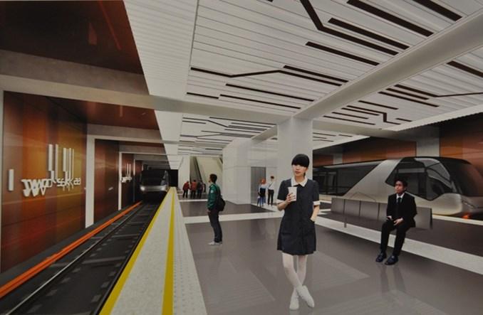 Warszawa. III linia metra w planie na lata 2021-30