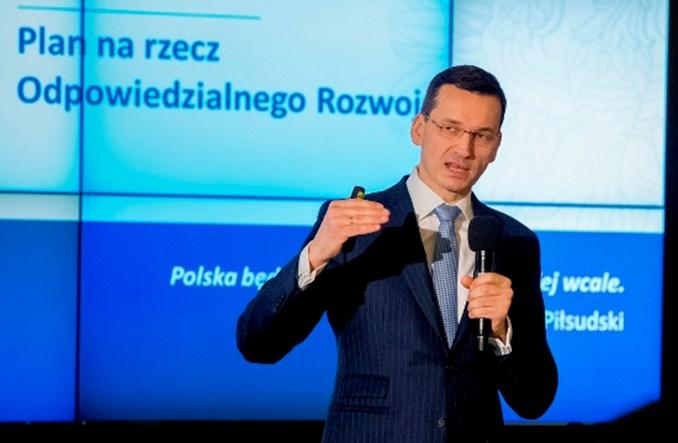 Morawiecki chce stworzyć z Polski elektrobusową potęgę