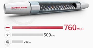 Kapsuły Hyperloop pokryje Vibranium. Superszybką koleją interesuje się Rosja