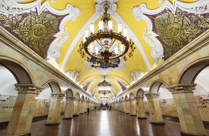 W Moskwie powstanie pierwsza stacja metra w nowoczesnym stylu