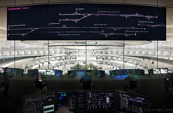 Hyperloop wyskoczy z tuby i sprawi, że czas oraz przestrzeń będą względne