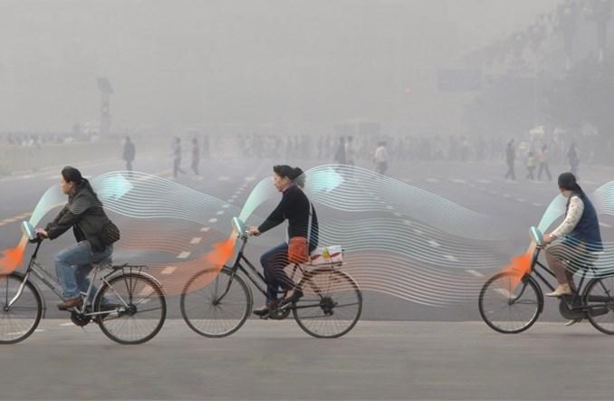 Antysmogowy rower prosto od holenderskiego projektanta