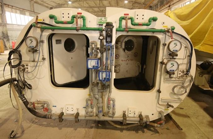 Metro na Targówek: Pierwsza tarcza TBM czeka na transport na budowę