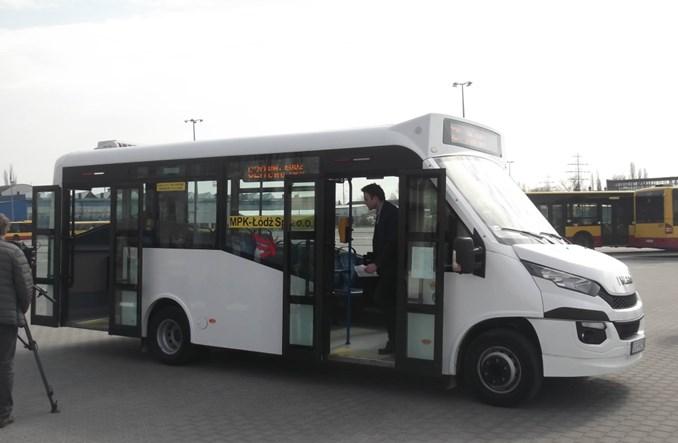Łódź: Stratos na testach w MPK. Niebawem przetarg na 24 minibusy