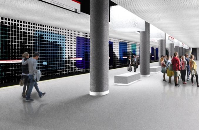 Metro na Bródno z umową na projekt
