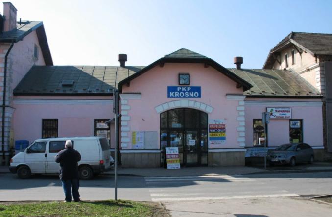 Dworzec w Krośnie przejdzie remont