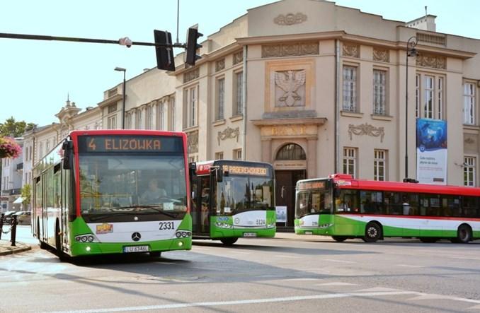 Lublin kupuje przegubowe elektrobusy