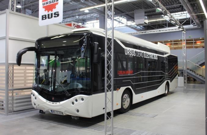 Autobusów elektrycznych będzie coraz więcej. Także w małych miastach