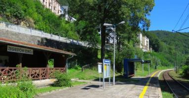 16 inwestycji dworcowych w Dolinie Popradu. Jest projektant
