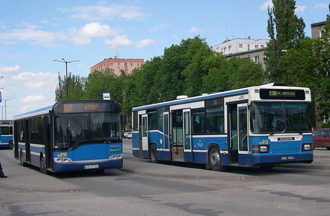 """Kraków. Jakie autobusy? """"Kształty potęgujące wyobraźnię"""""""