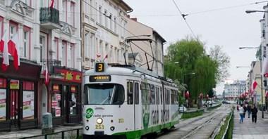 Gorzów: Dwie oferty na projekt przebudowy deptaka z tramwajem