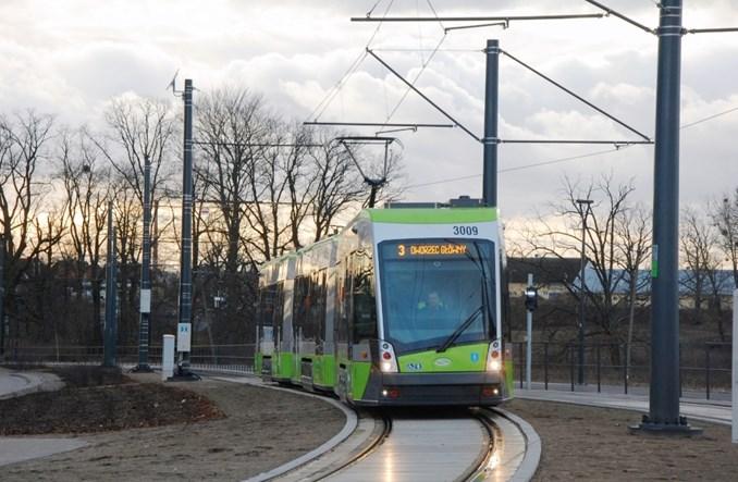 Olsztyńska sieć tramwajowa w wakacje poważnie uszczuplona