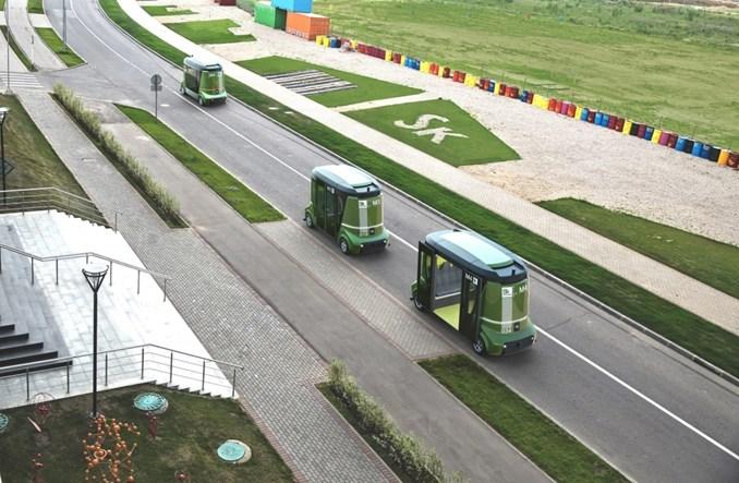 """Rosja. Autonomiczny autobus """"Matrioszka"""" pojedzie we Władywostoku"""