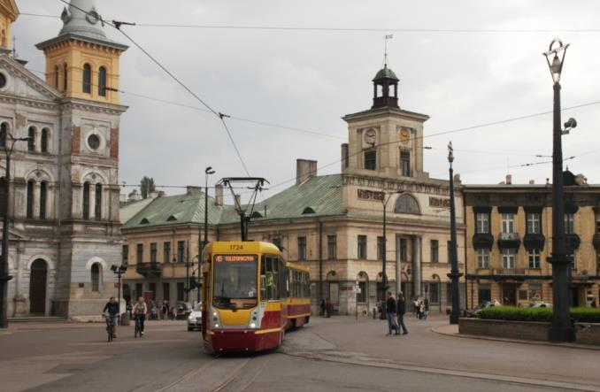 Łódź: Prace nad tramwajem metropolitalnym wstrzymane
