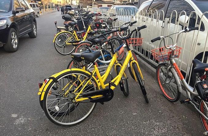 Chiński model roweru publicznego puka do Europy