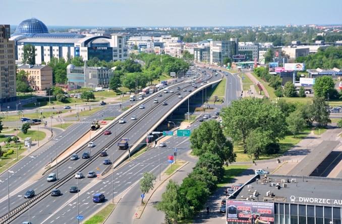 Warszawa analizuje możliwość wyznaczenia trzech buspasów. Co z Pruszkowem?
