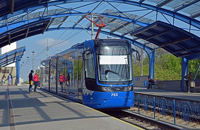 Pesa dostarczy do Kijowa w tym roku kolejne 40 tramwajów