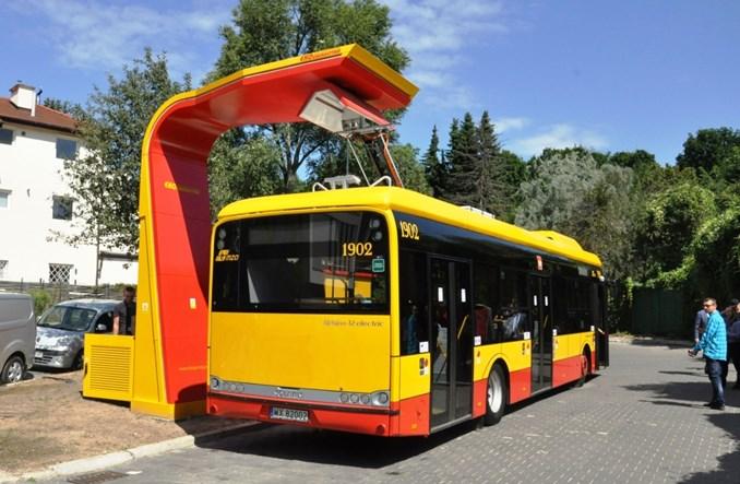 NCBiR podpisał już umowy na elektrobusy z 24 miastami