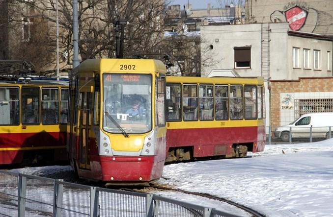 Ksawerów: Mamy pieniądze na remont tramwaju