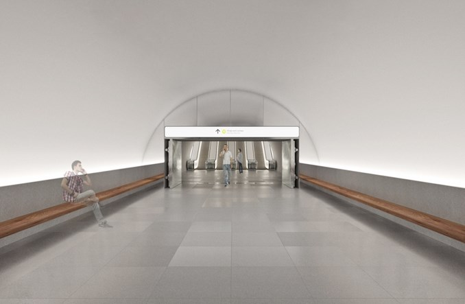 Moskwa. Stacje metra pełne połysku i różu