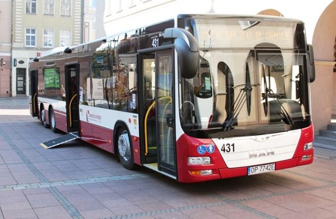 Opole. Tylko MAN chce dostarczyć 28 autobusów