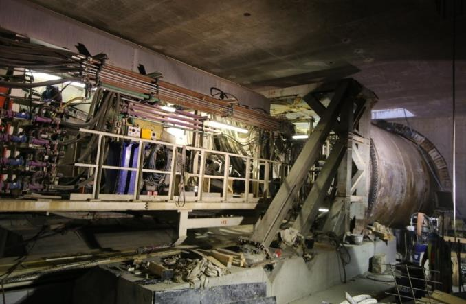 Metro na Targówek: Maria zaczyna drążyć kolejny odcinek – do Szwedzkiej