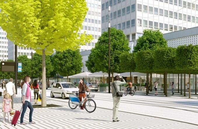 Unijne miliony na przebudowę ścisłego centrum Poznania
