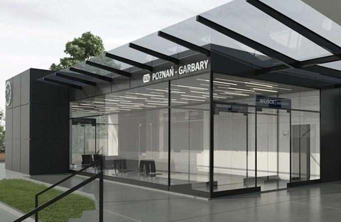 Dworzec Poznań Garbary idzie do przebudowy. Rusza przetarg